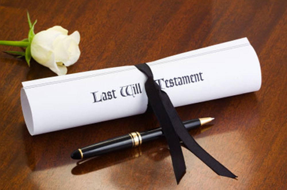 Last Will And Testament The Law Professionals